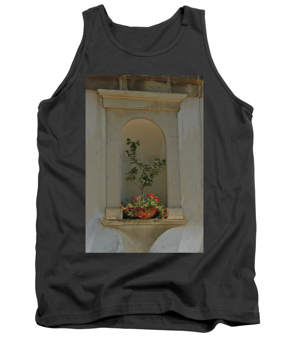 Balcony Tank Top featuring the photograph Space by Joseph Yarbrough