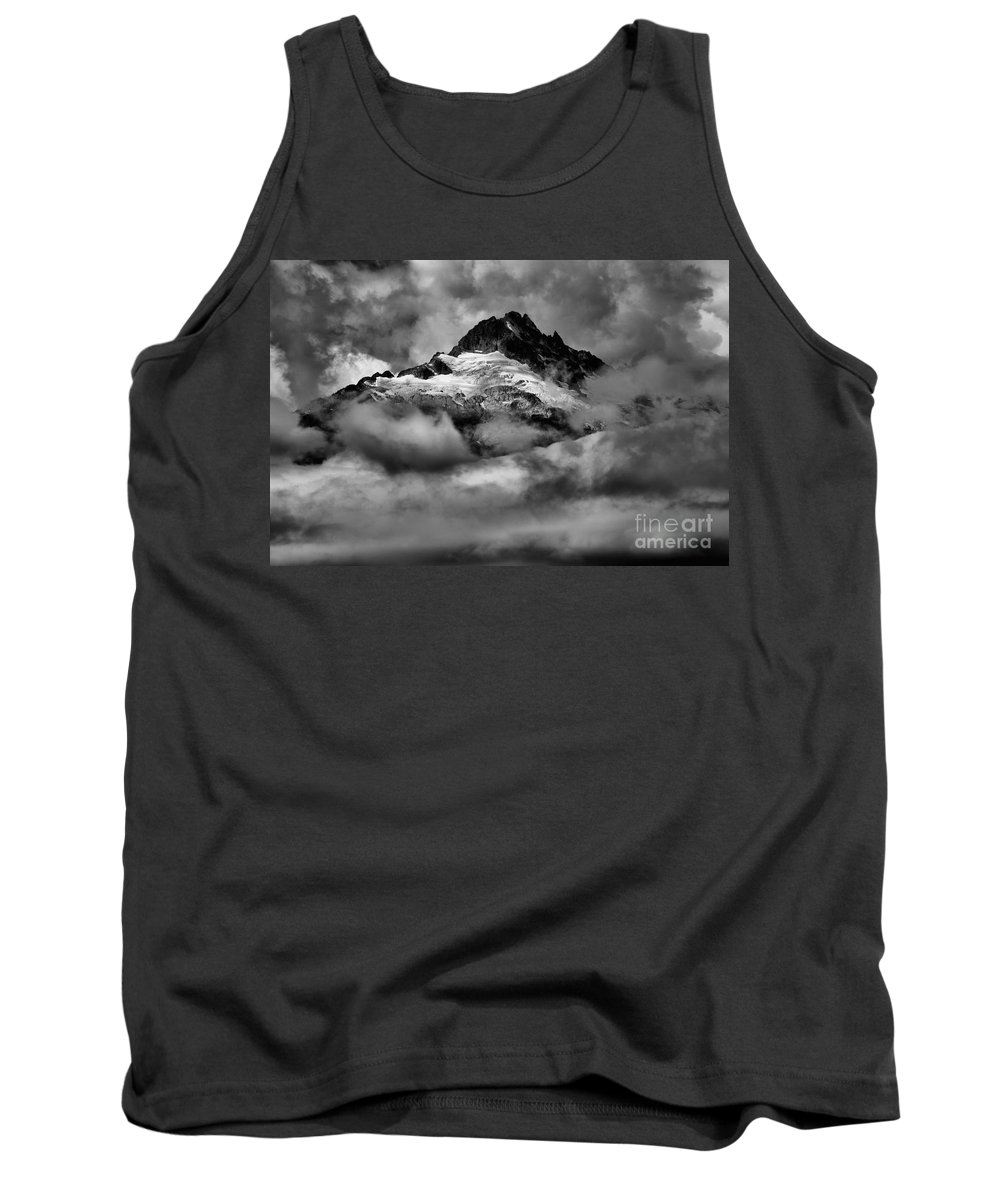 Tantalus Tank Top featuring the photograph Storms Over Tantalus by Adam Jewell