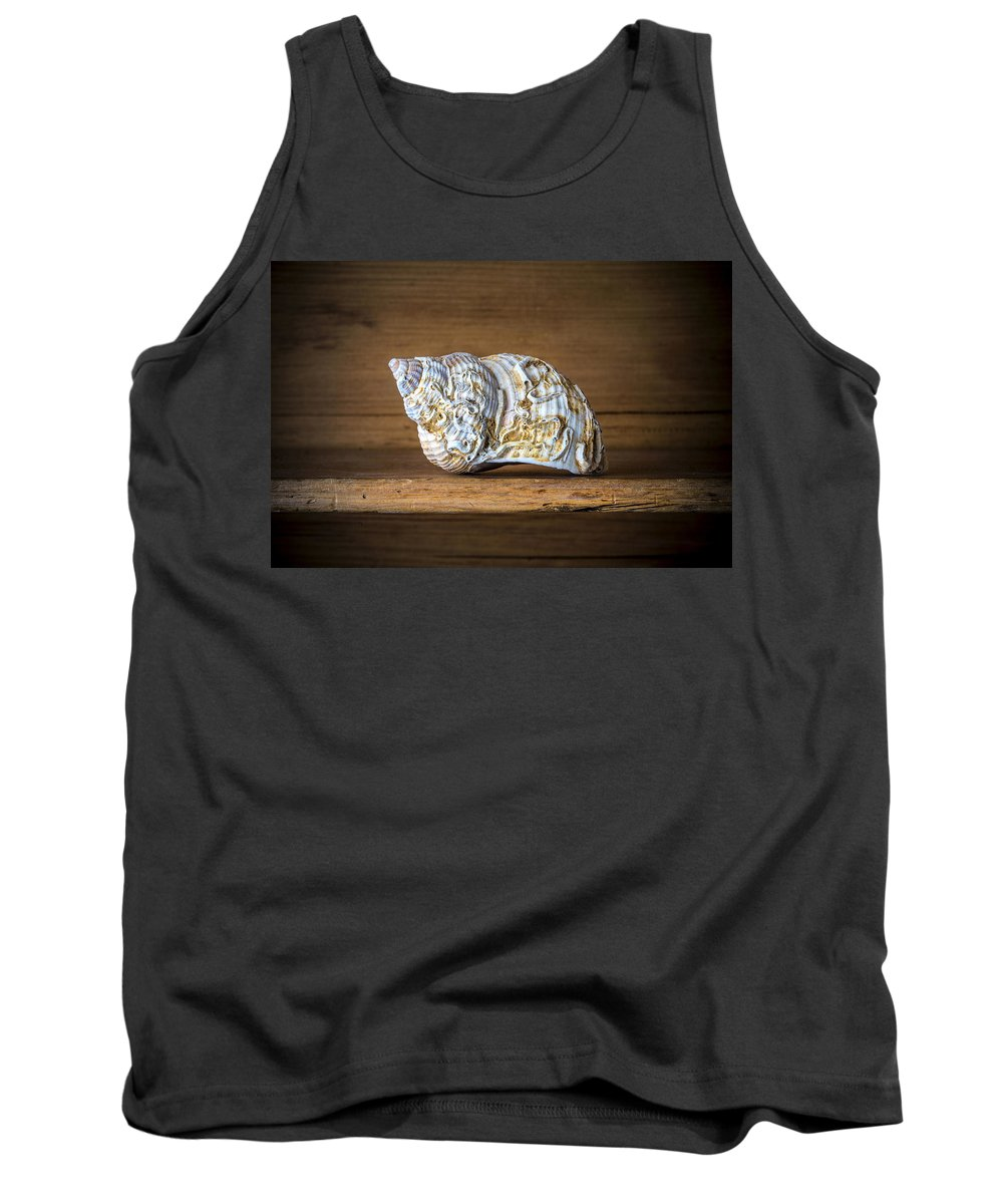 Sell Tank Top featuring the photograph Strange Shapes by David Hare