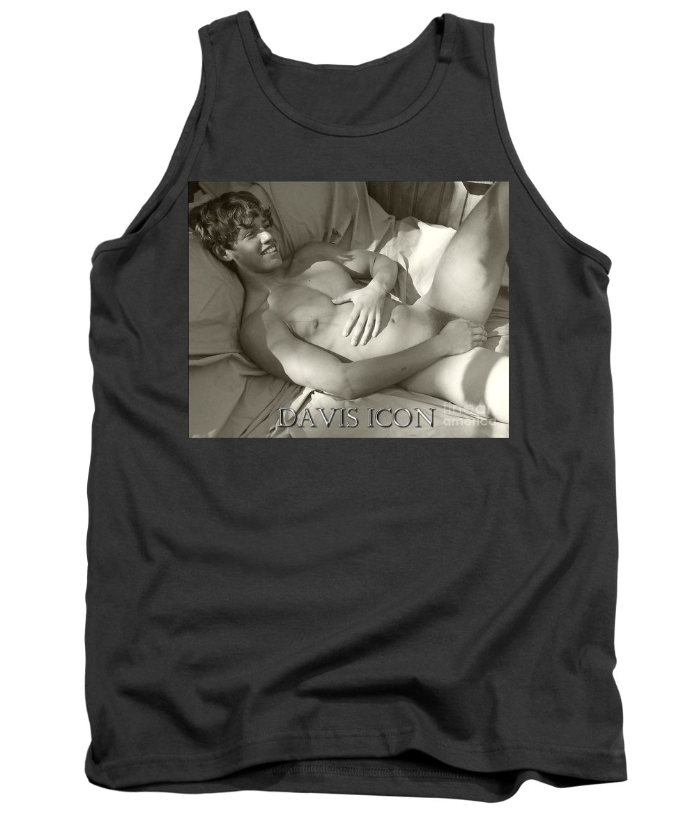Summer Tank Top featuring the photograph Summer Smile by Billy Davis