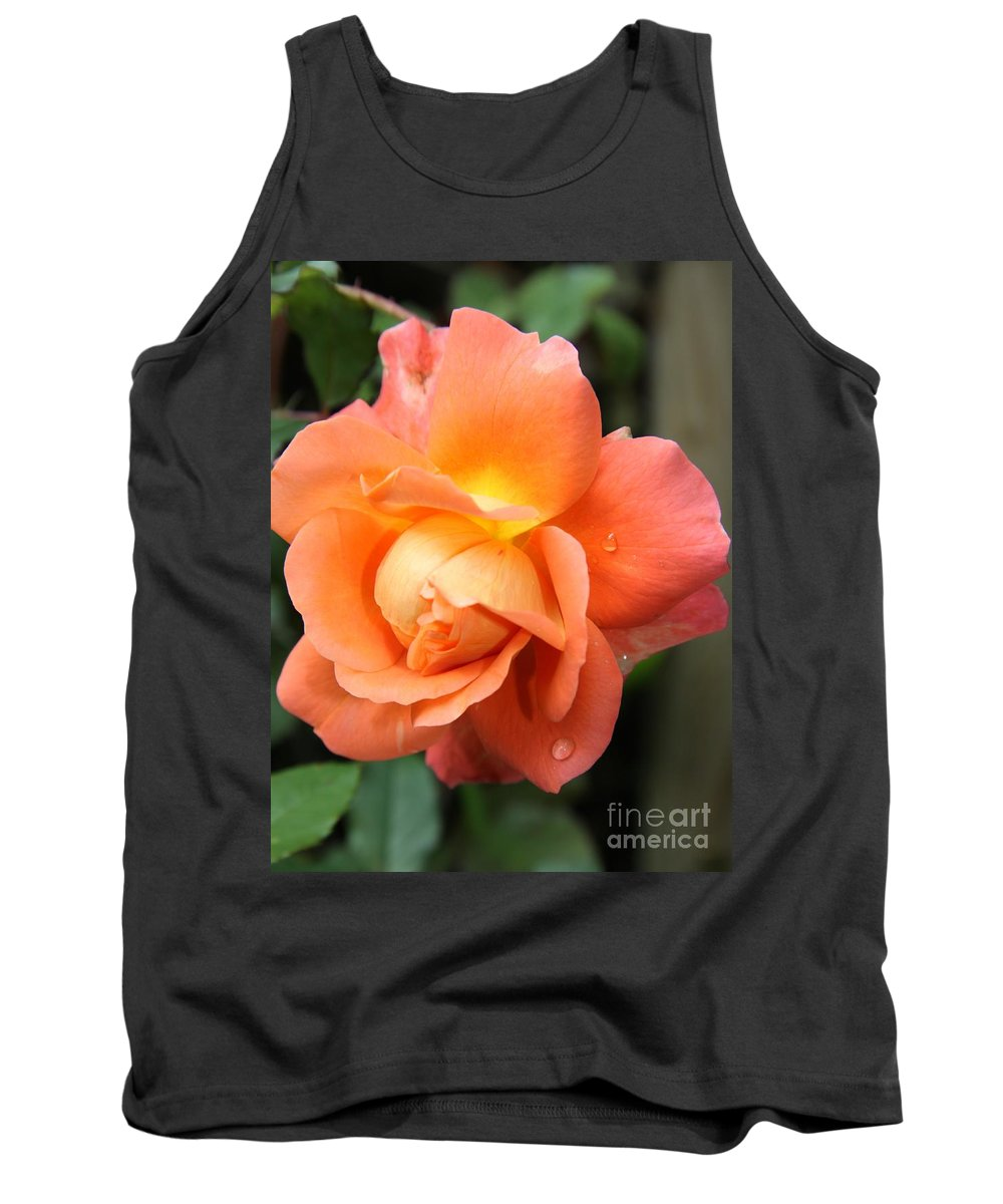 Rose Tank Top featuring the photograph Teardrops by Christiane Schulze Art And Photography