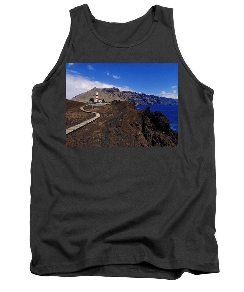 Landscape Tank Top featuring the photograph Tenerife by Karol Kozlowski