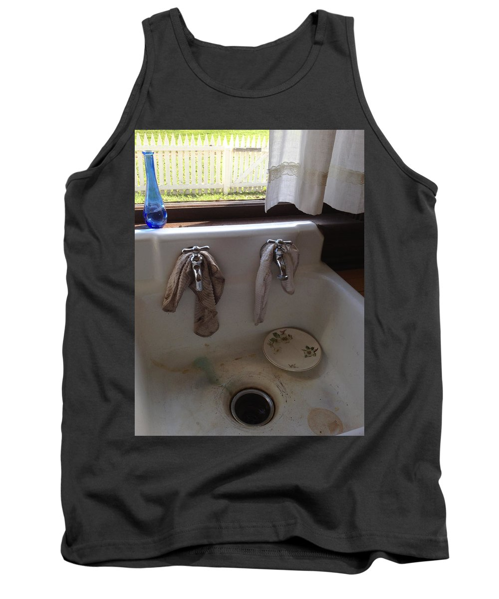 Vancouver Tank Top featuring the photograph The Country Smell by The Artist Project
