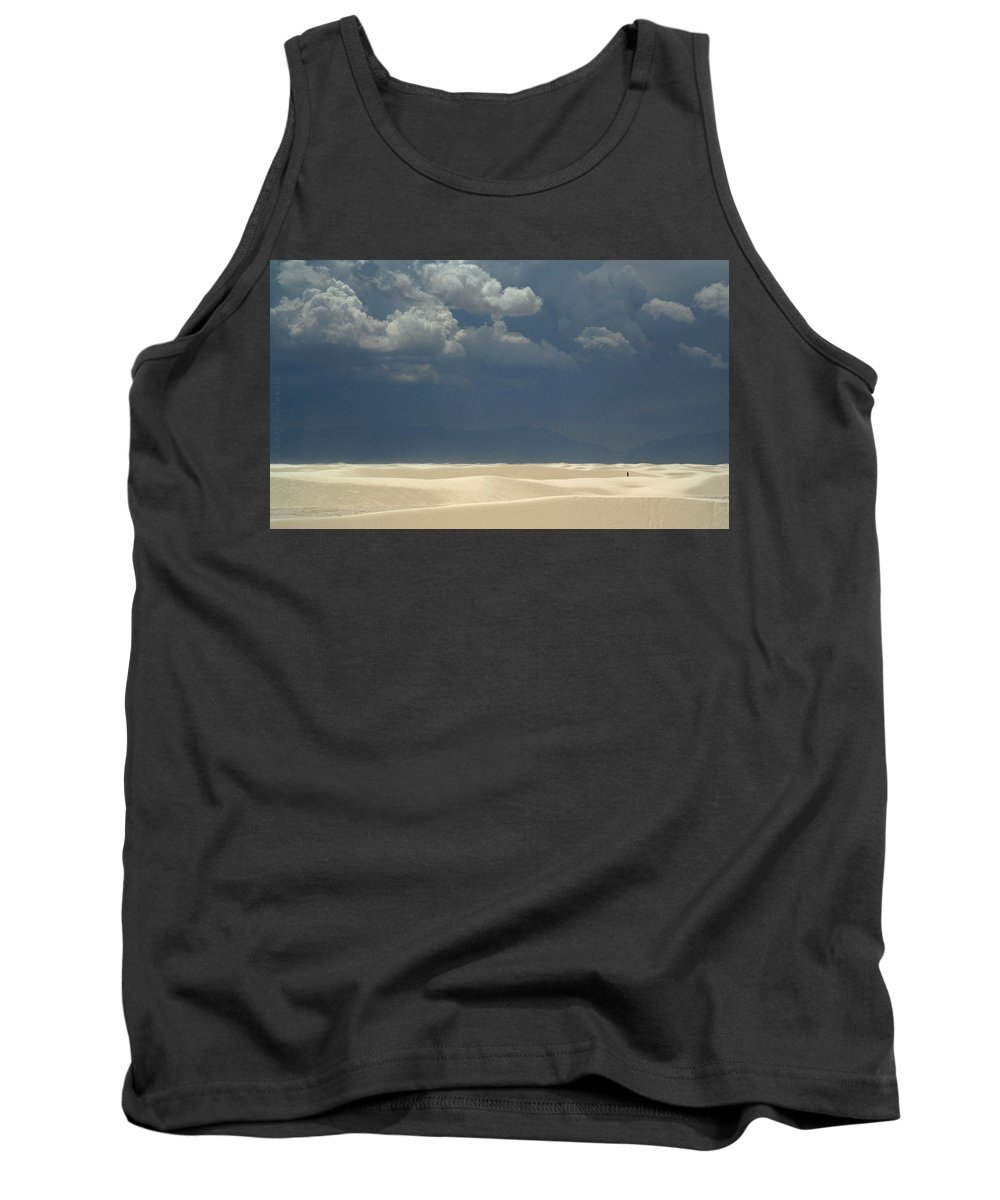 Biblical Tank Top featuring the photograph The Expulsion by Joe Kozlowski