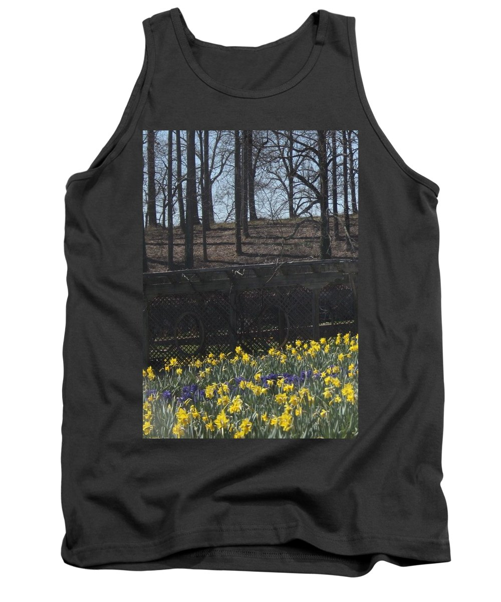 Biltmore Estate Tank Top featuring the photograph The Gardens At Biltmore Estate IIi by Cody Cookston