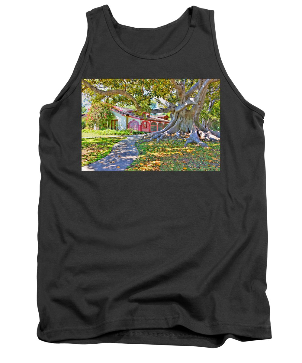 Tank Top featuring the photograph The Rancho by Heidi Smith