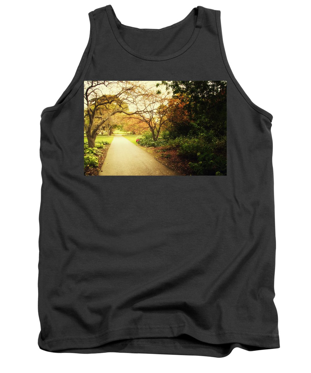 Autumn Tank Top featuring the photograph Then Autumn Arrives 04 by Thomas Woolworth