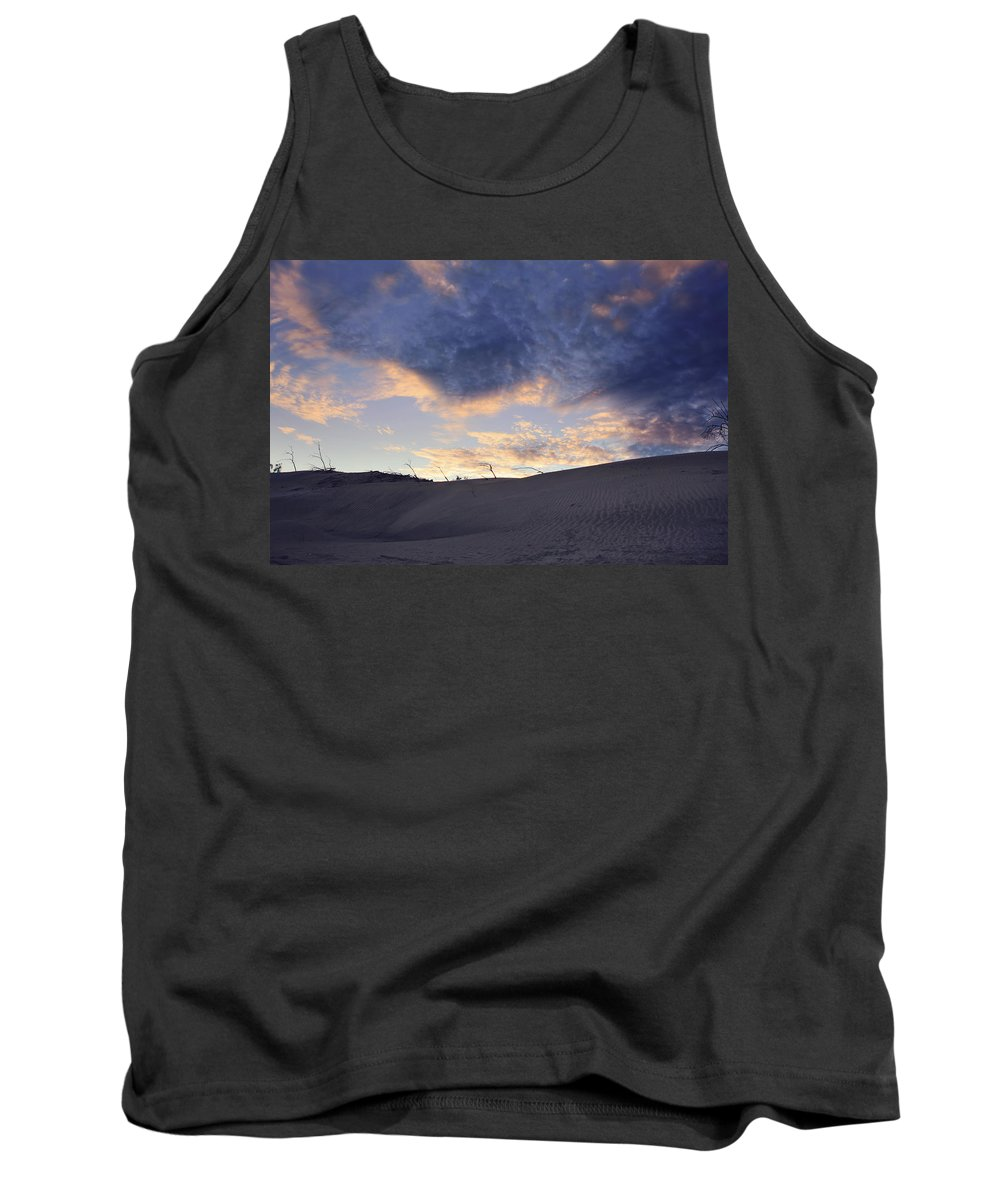 Palm Desert Tank Top featuring the photograph There Is Love by Laurie Search