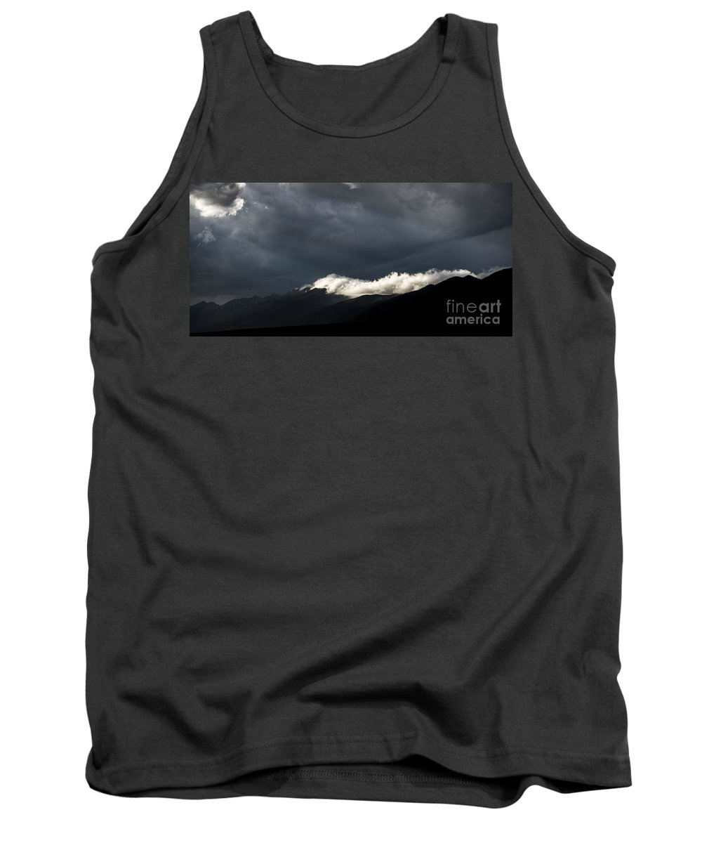Colorado Tank Top featuring the photograph Direction Of Light by Beth Riser
