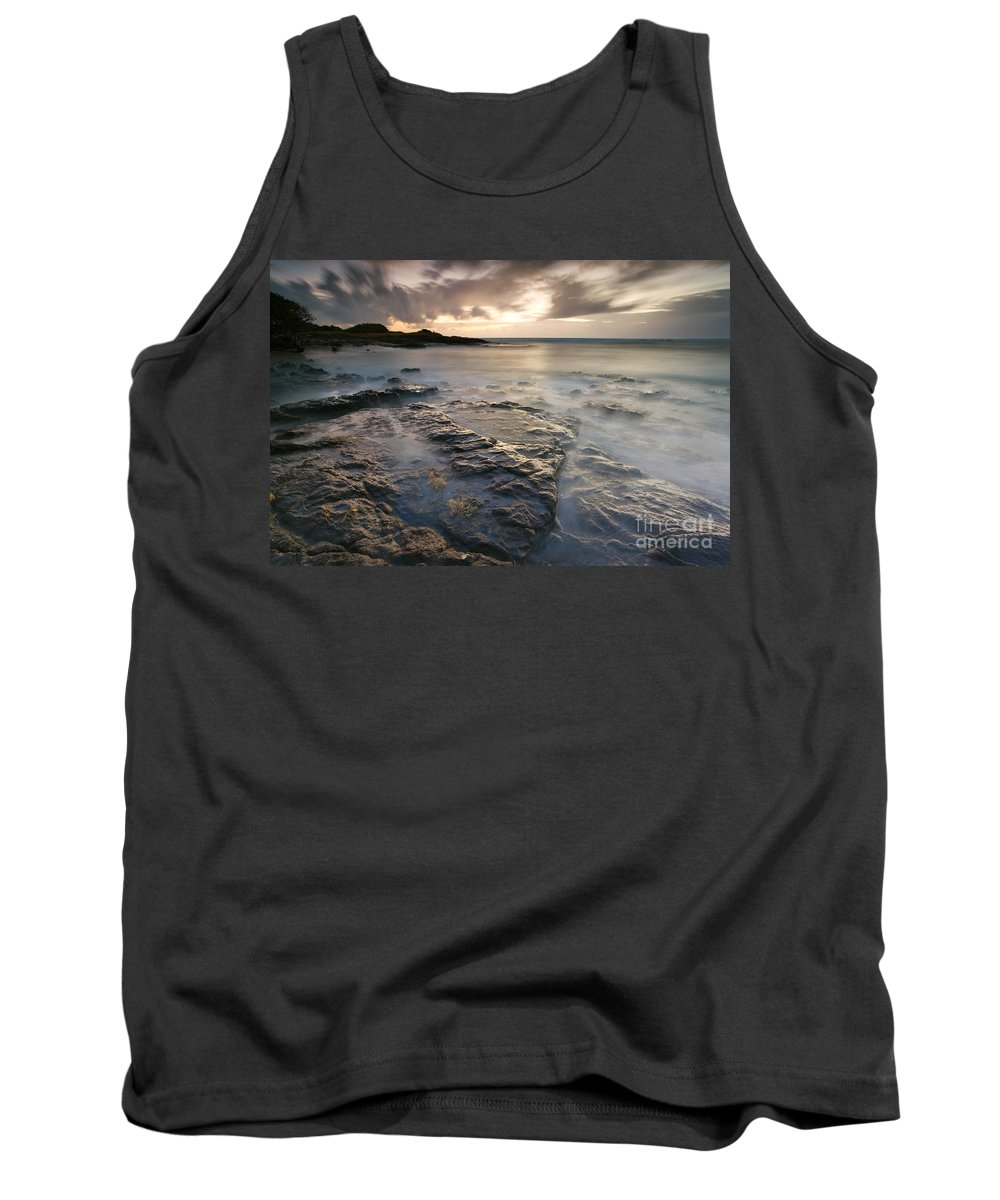 Landscape Tank Top featuring the photograph Time Flies by Matteo Colombo