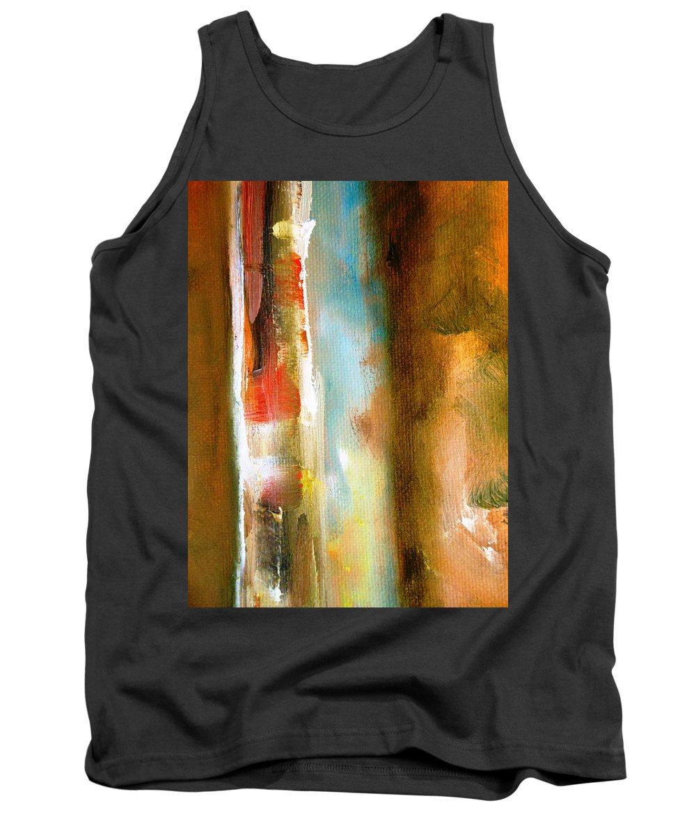 Paintings By Lyle Tank Top featuring the painting Time Travel by Lord Frederick Lyle Morris
