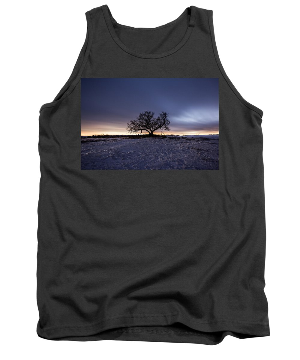 Tank Top featuring the photograph Tree Of Insanity by Aaron J Groen