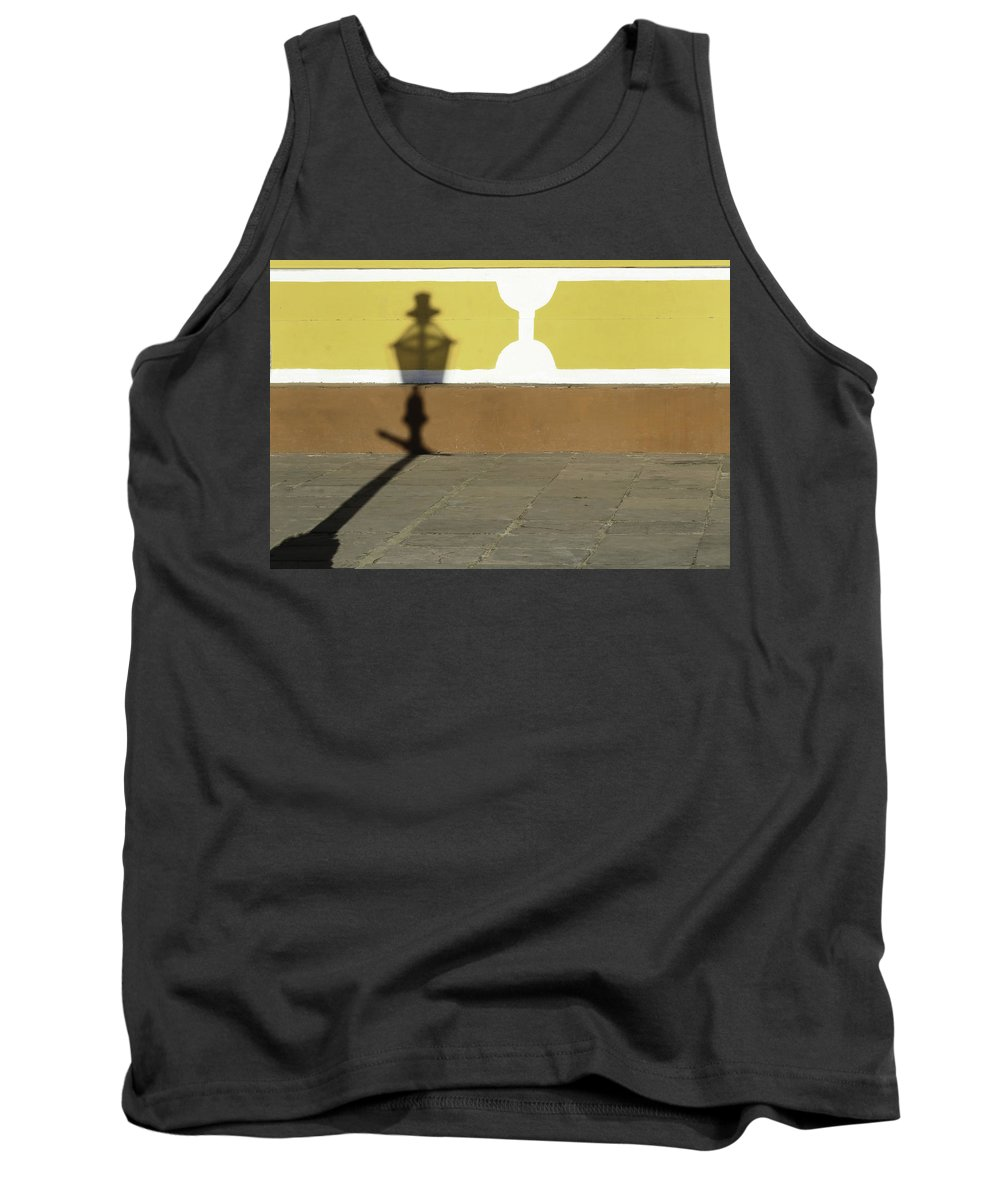 Antique Tank Top featuring the photograph Trinidad Style by A Rey