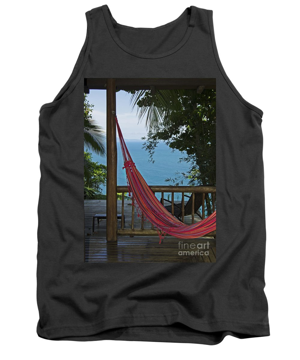 Nina Stavlund Tank Top featuring the photograph Tropical Paradise... by Nina Stavlund