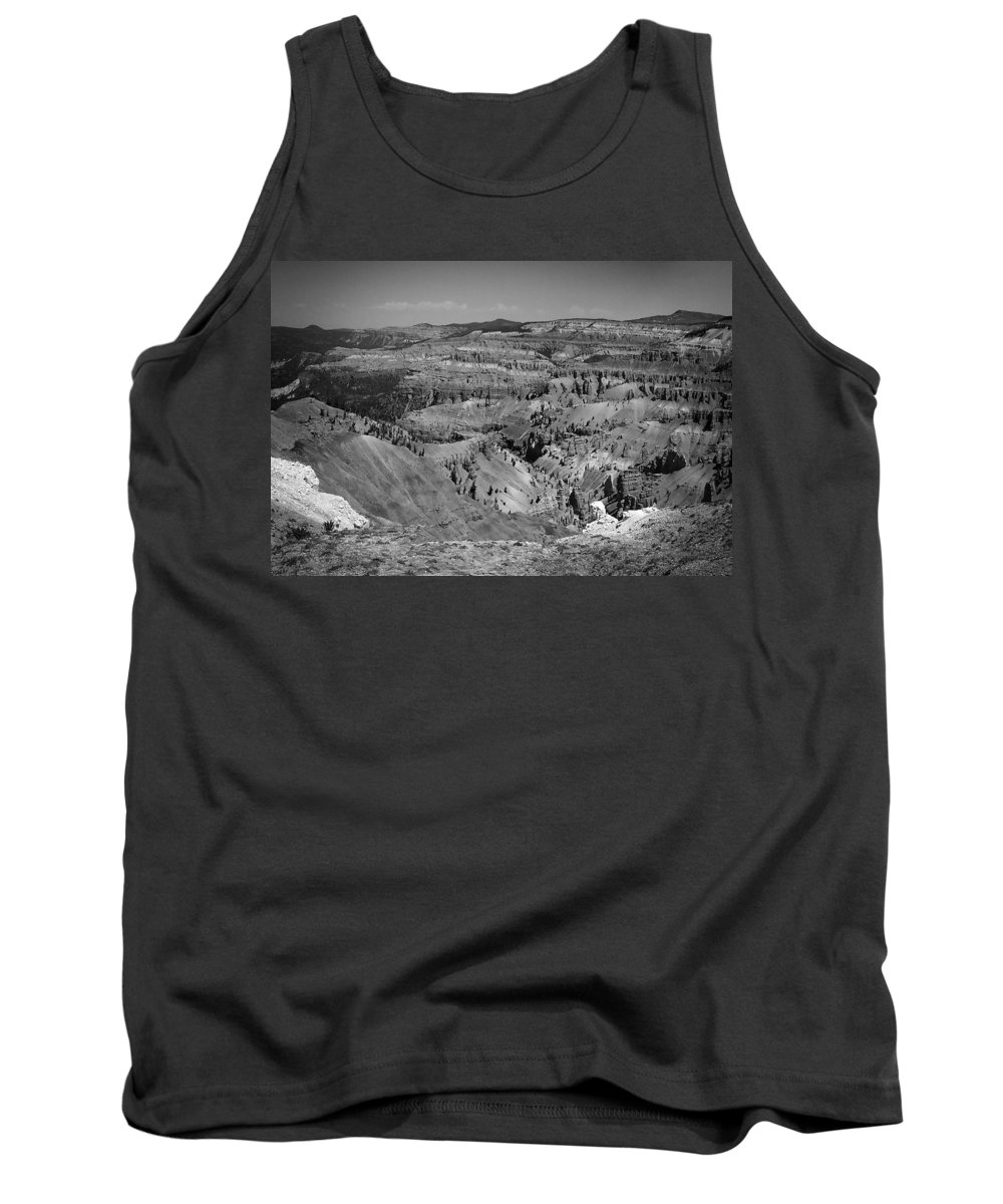 Atmosphere Tank Top featuring the photograph Utah 002 by Ingrid Smith-Johnsen