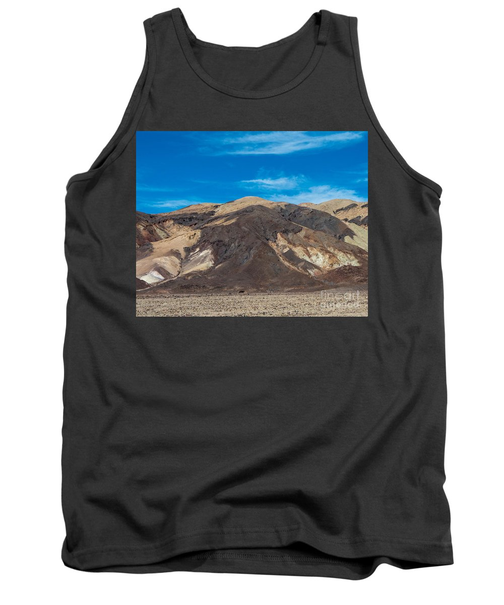 Brown Tank Top featuring the photograph Various Browns by Stephen Whalen
