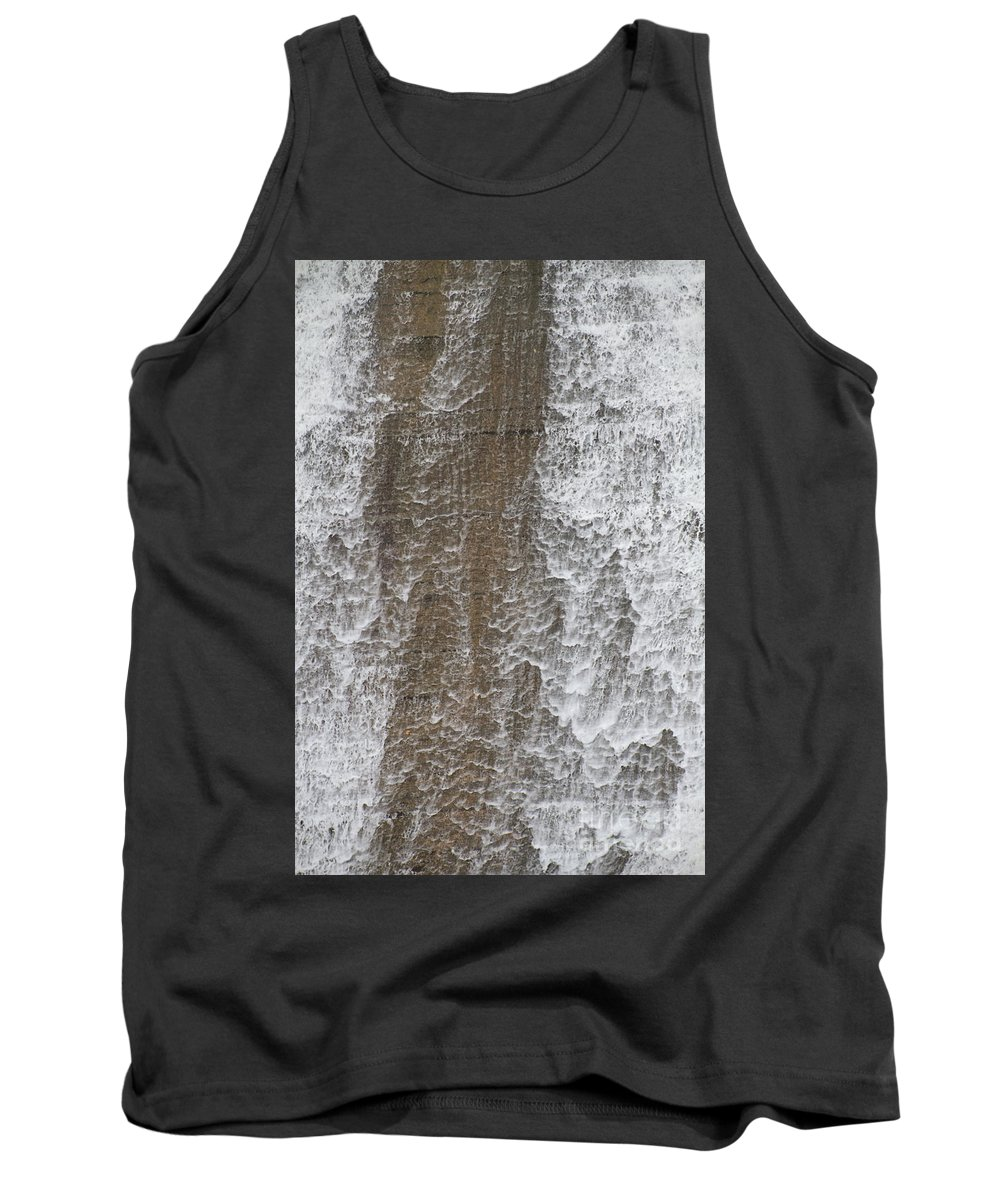 Water Tank Top featuring the photograph Water Vail by William Norton