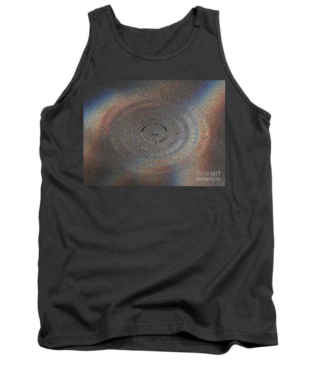 Motion Tank Top featuring the photograph West Motion by Joseph Baril