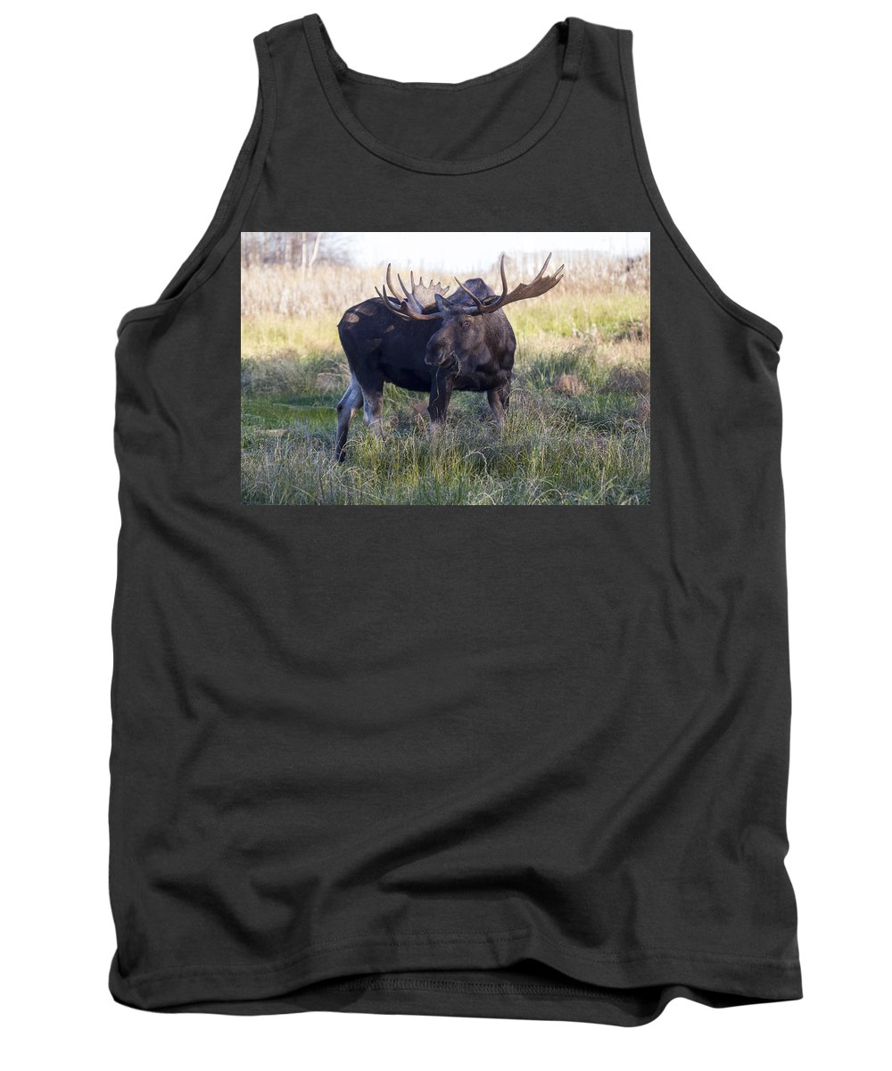 Doug Lloyd Tank Top featuring the photograph Wide Guy by Doug Lloyd