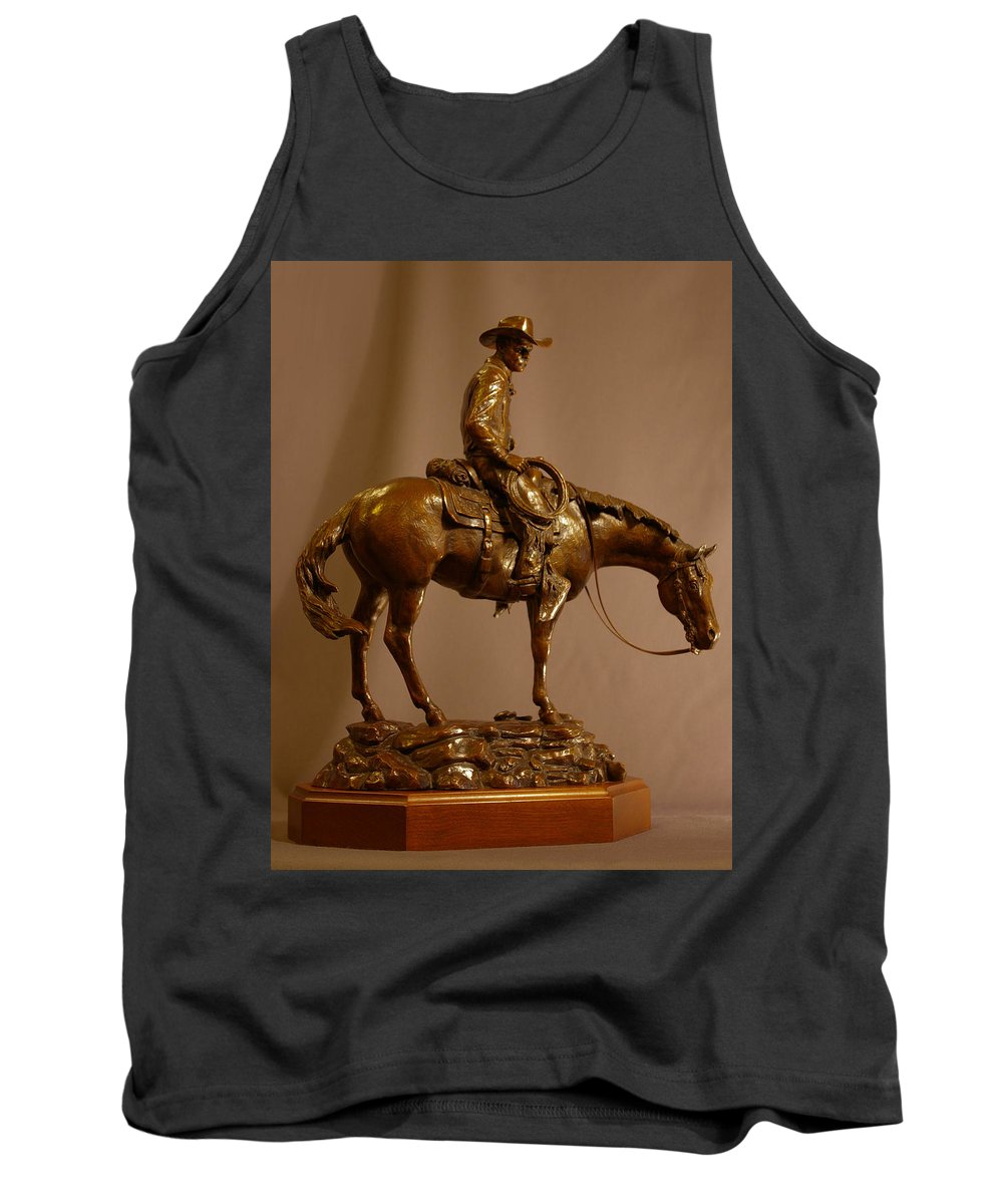 Bronze Tank Top featuring the photograph Winds Of Change by Kim Corpany
