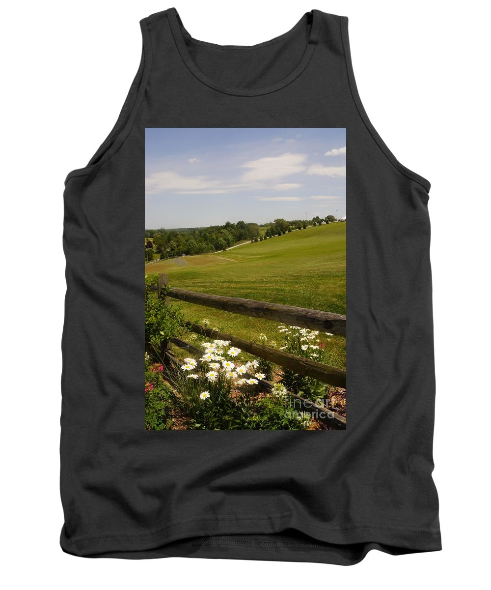 Landscape Tank Top featuring the photograph Woodstock Ny by Jeffery L Bowers