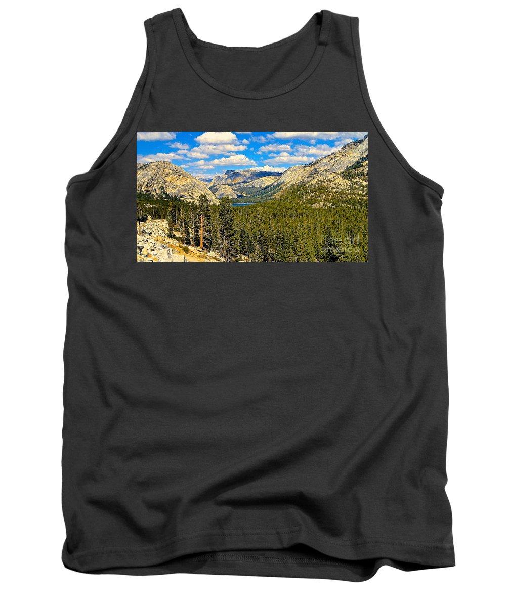Yosemite Tank Top featuring the photograph Yosemite by Cheryl Cutler