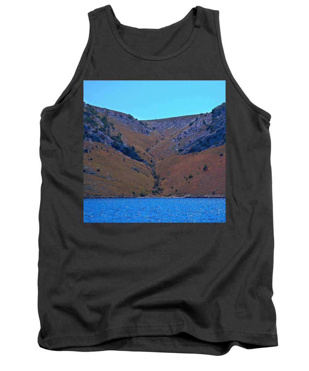 2012 Tank Top featuring the photograph Kornati National Park by Jouko Lehto