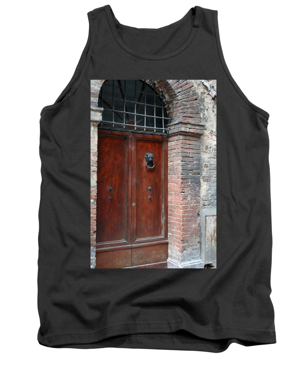 Italy Tank Top featuring the photograph City 0055 by Carol Ann Thomas