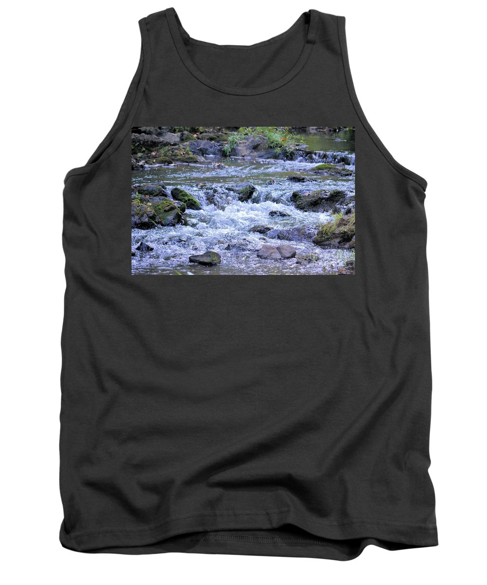 Final Voyage Tank Top featuring the photograph Final Voyage by Maria Urso
