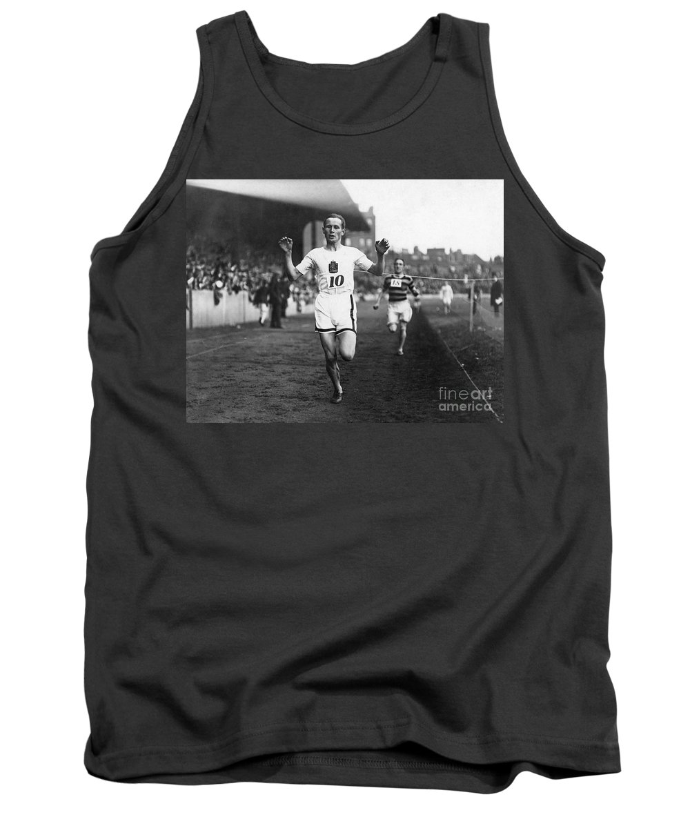 20th Century Tank Top featuring the photograph Hannes Kolehmainen by Granger