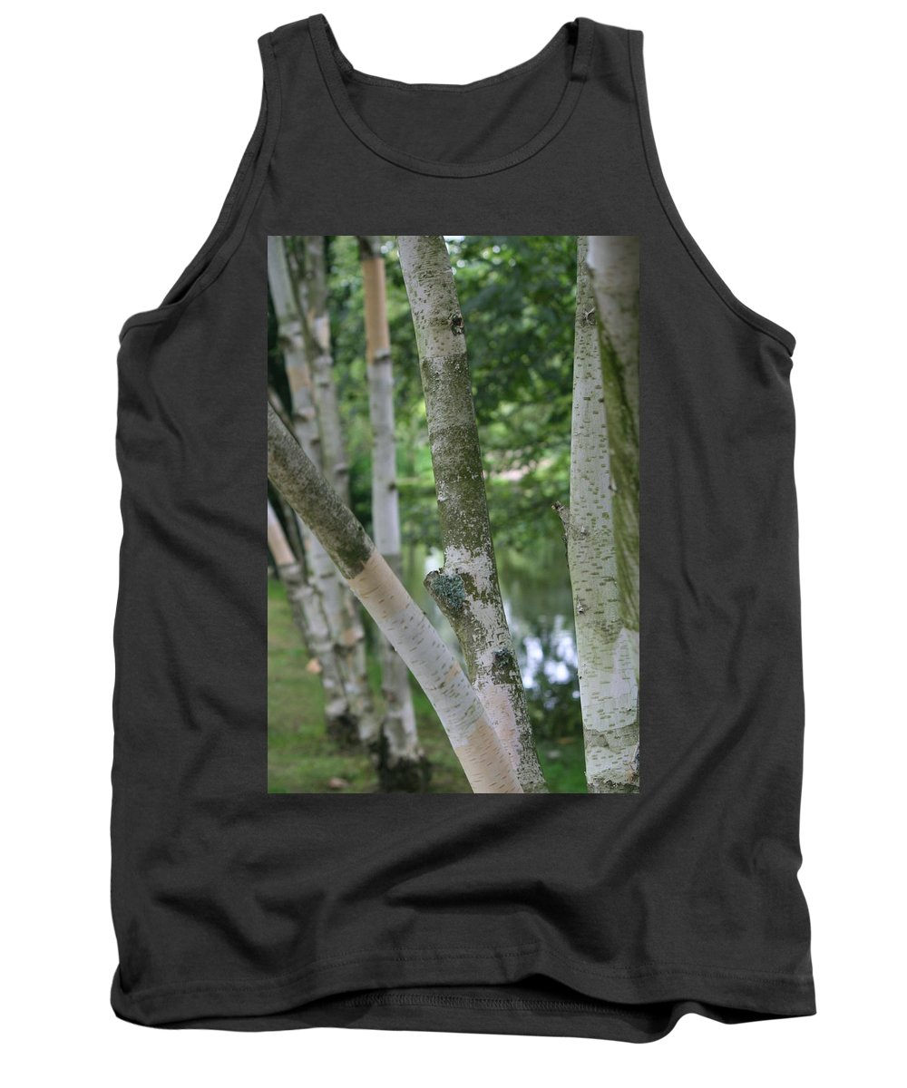 Trees Tank Top featuring the photograph Ireland 0018 by Carol Ann Thomas