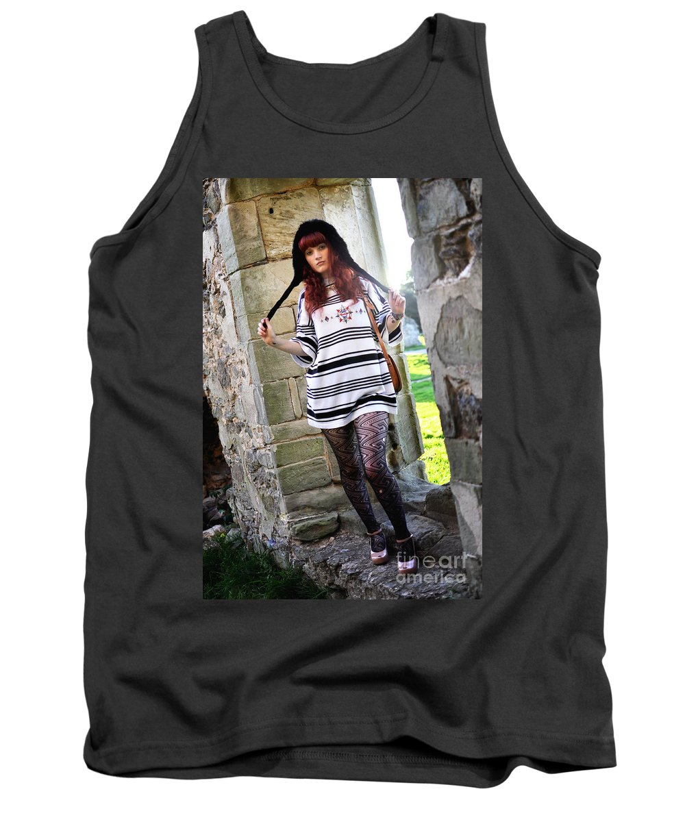 Yhun Suarez Tank Top featuring the photograph Jazzy Jeff's Junk 7.0 by Yhun Suarez