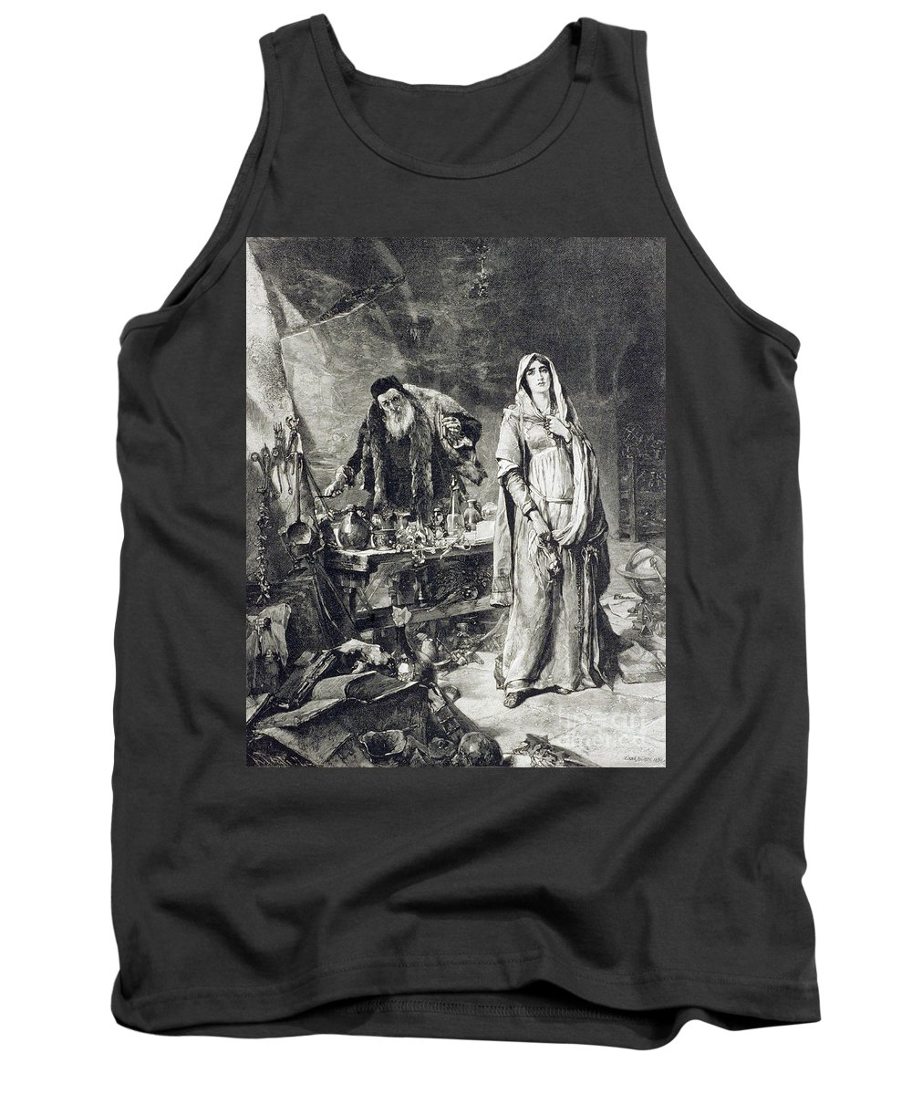 History Tank Top featuring the photograph Love Potion, 1894 by Science Source