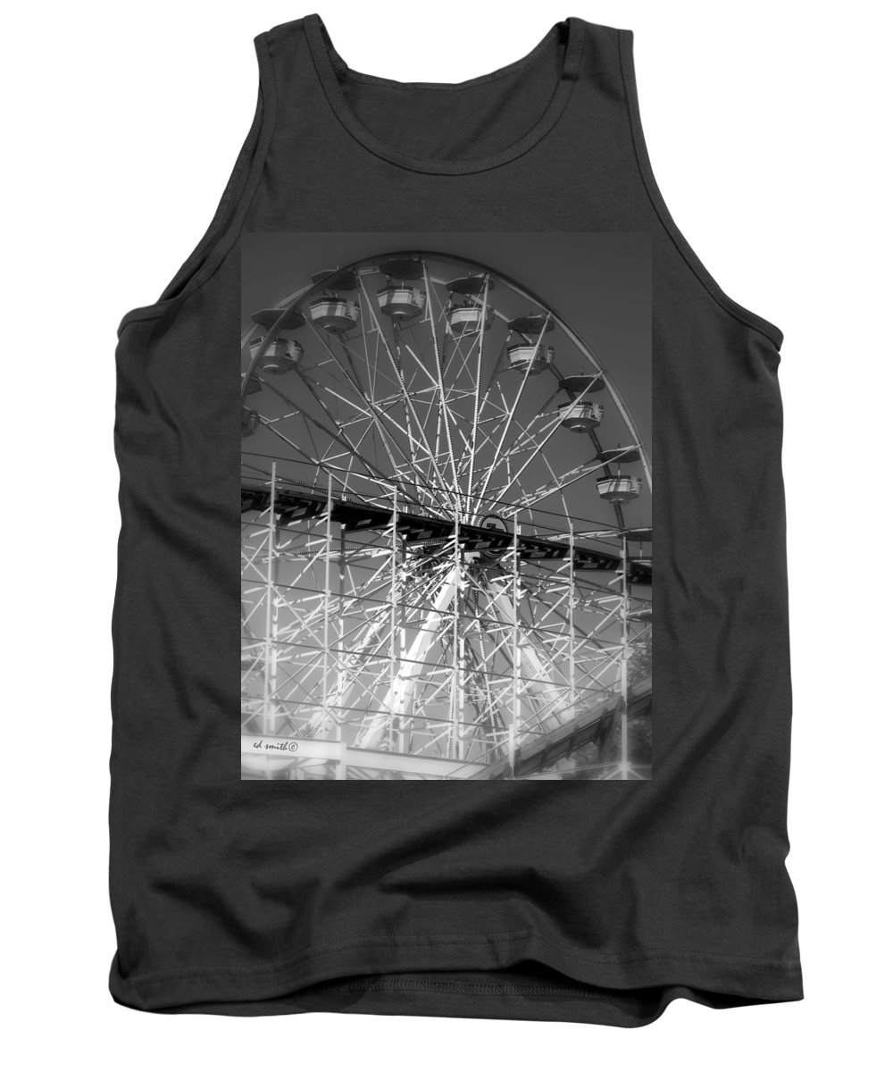 Lovers Leap Tank Top featuring the photograph Lovers Leap by Ed Smith