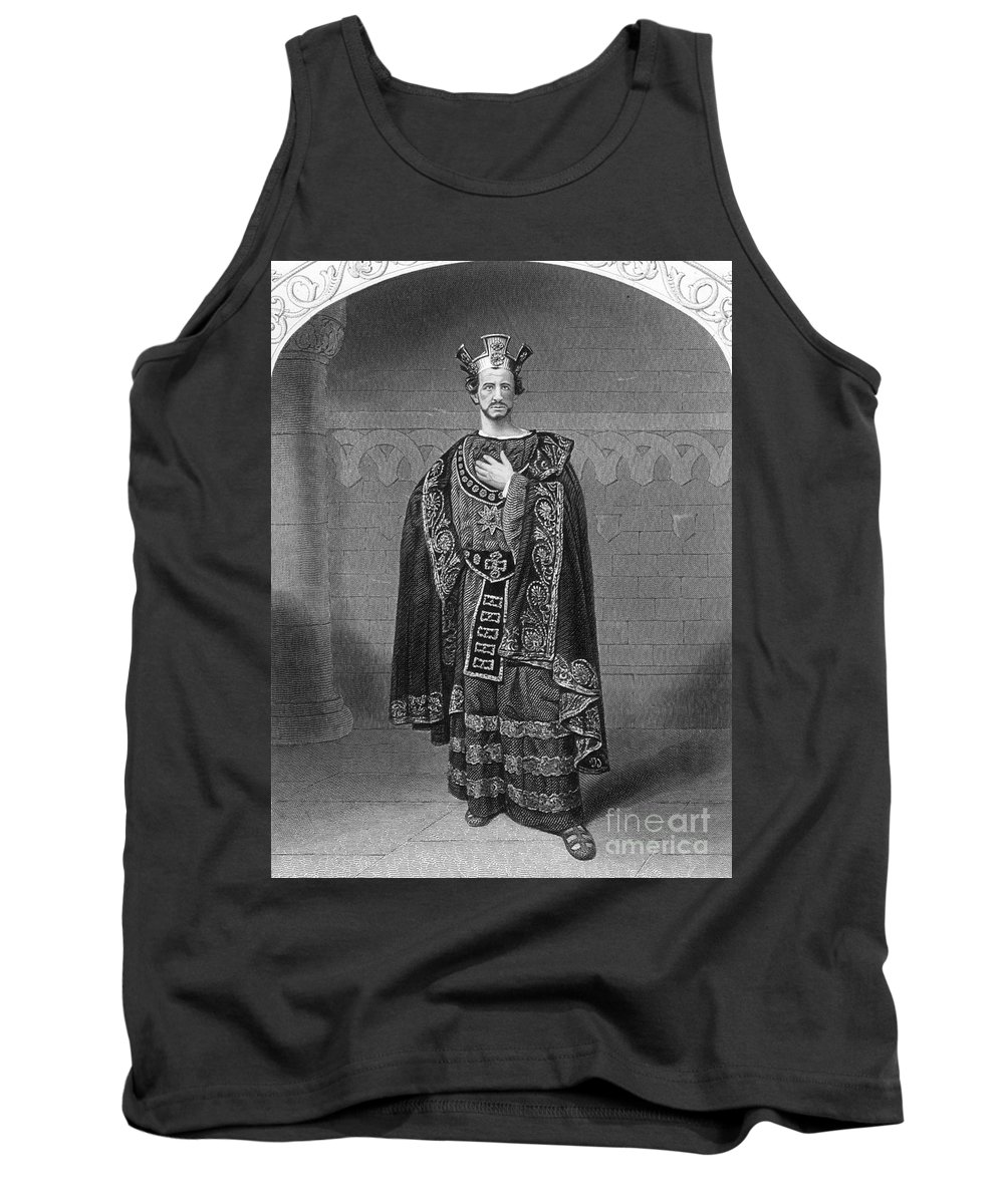 1870s Tank Top featuring the photograph Macbeth, C1870 by Granger