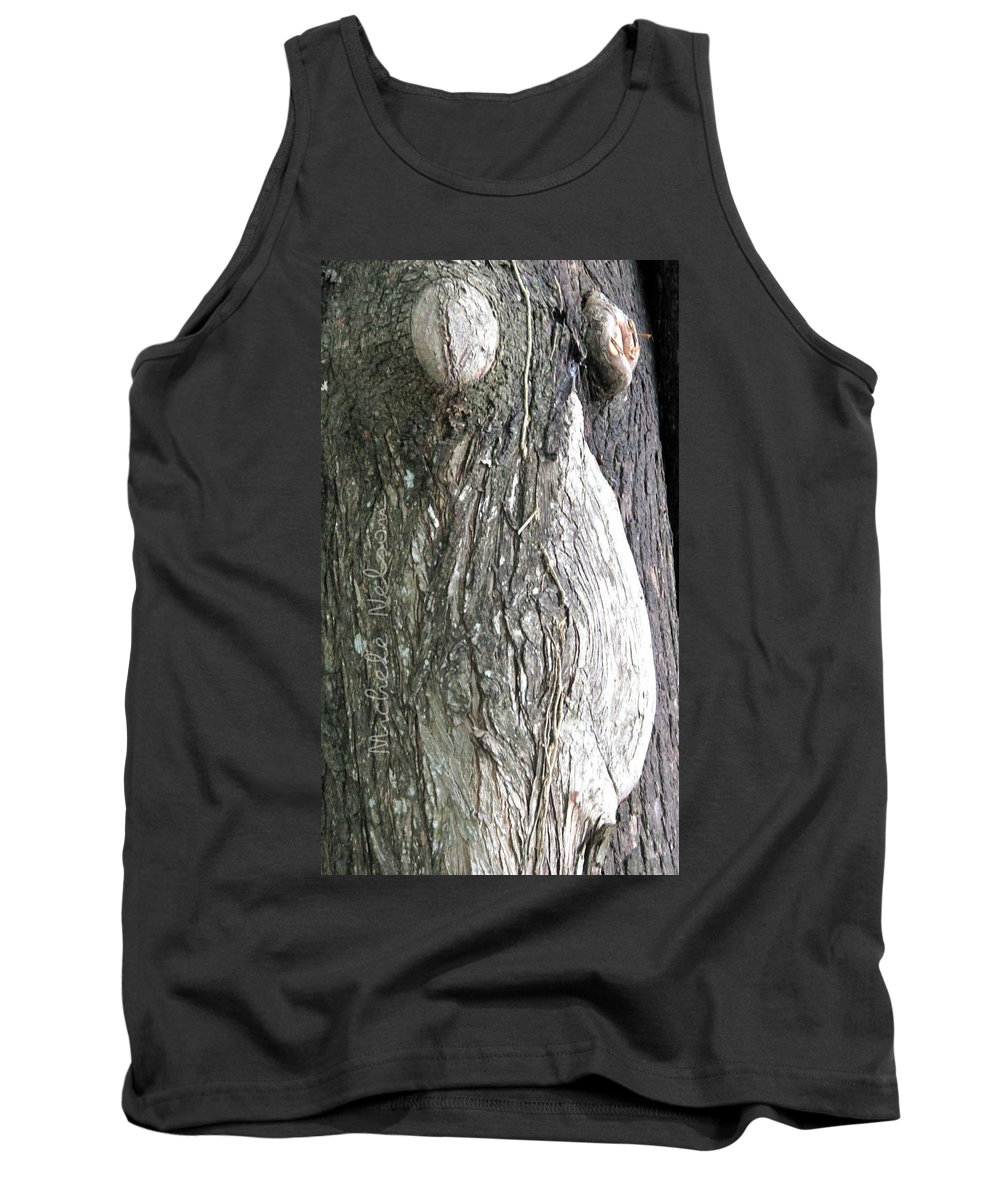 Tree Tank Top featuring the photograph Mother Nature by Michele Nelson