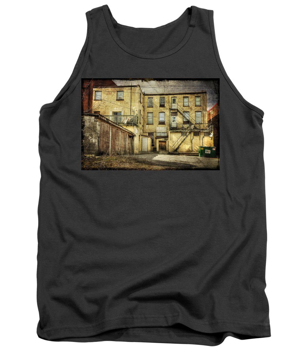 Acrylic Prints Tank Top featuring the photograph Napanee High Rise by John Herzog