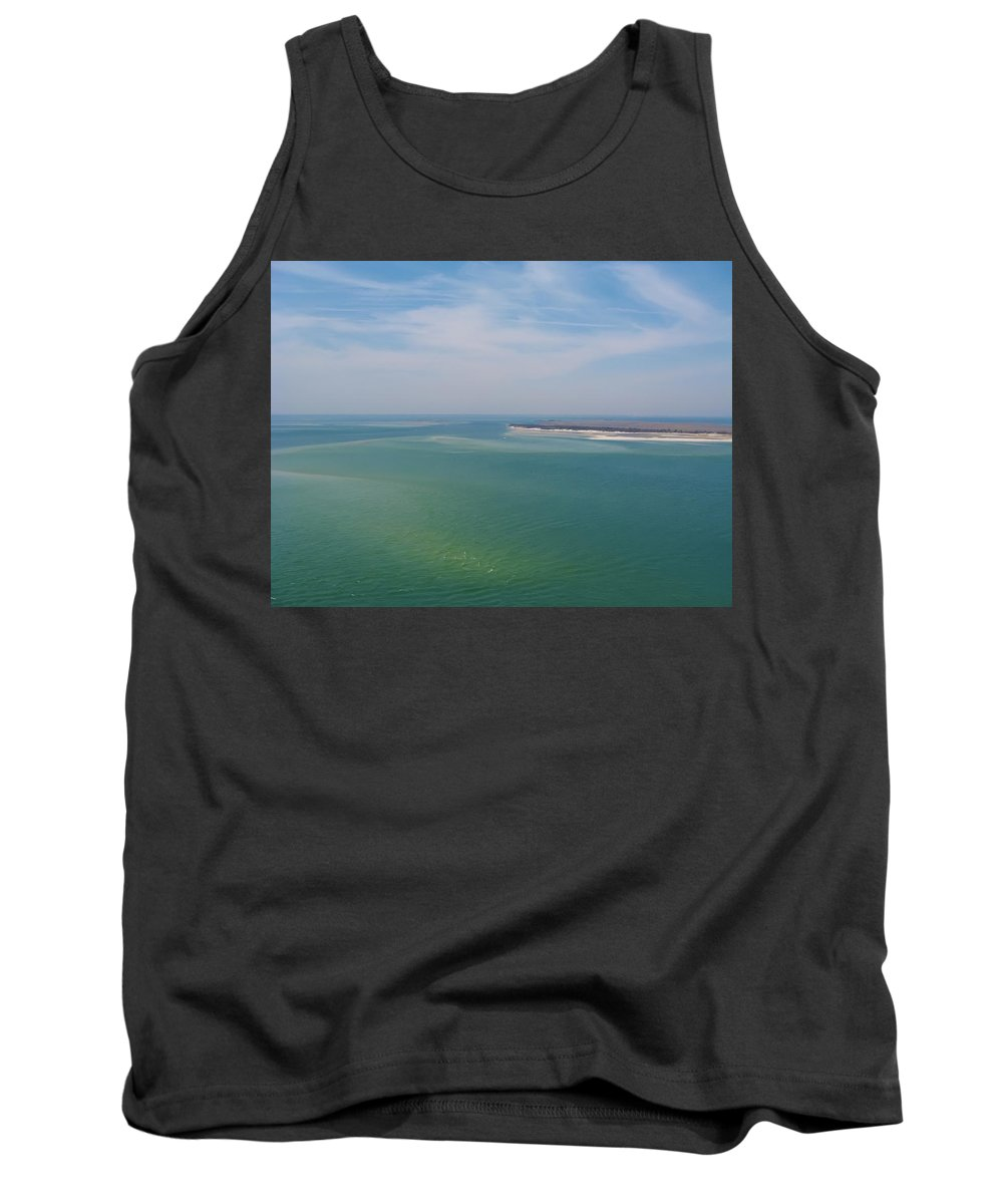Beach Tank Top featuring the photograph Ocean View by Bill Cannon
