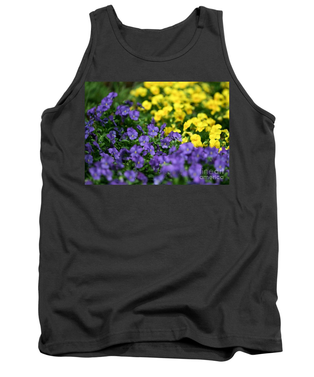 Landscape Tank Top featuring the photograph Opposites Attract by Sabrina L Ryan