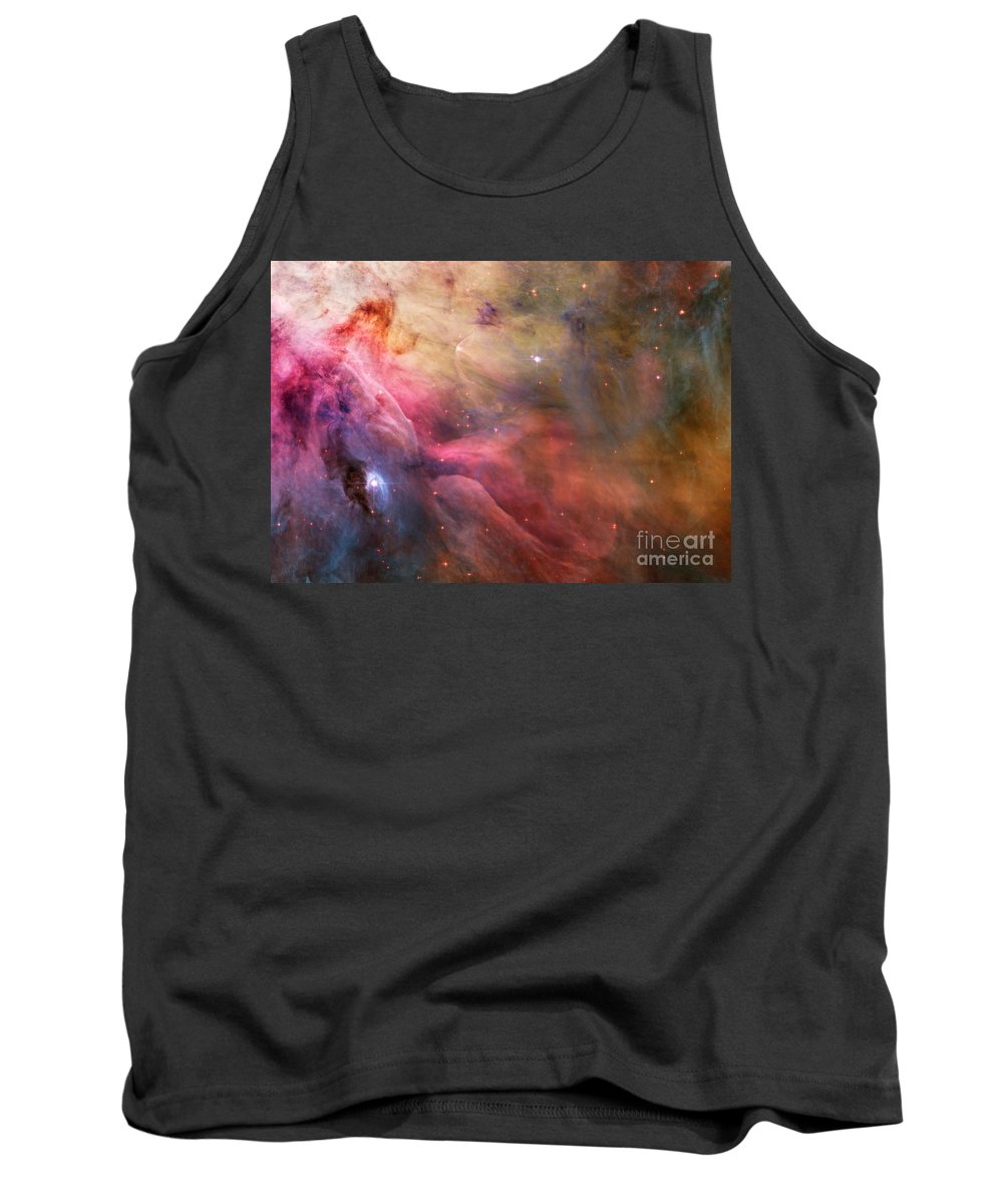 Hubble Space Telescope Tank Top featuring the photograph Orion Nebula by Nasa