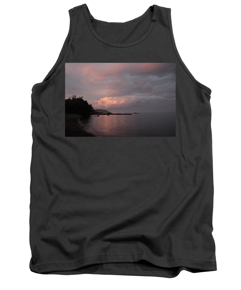 Tank Top featuring the photograph Palisade Head From Black Beach by Joi Electa