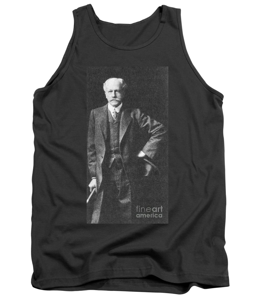 Science Tank Top featuring the photograph Percival Lowell, American Astronomer by Science Source