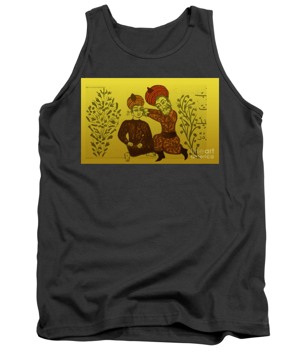 Science Tank Top featuring the photograph Physician Performing Cataract Operation by Science Source