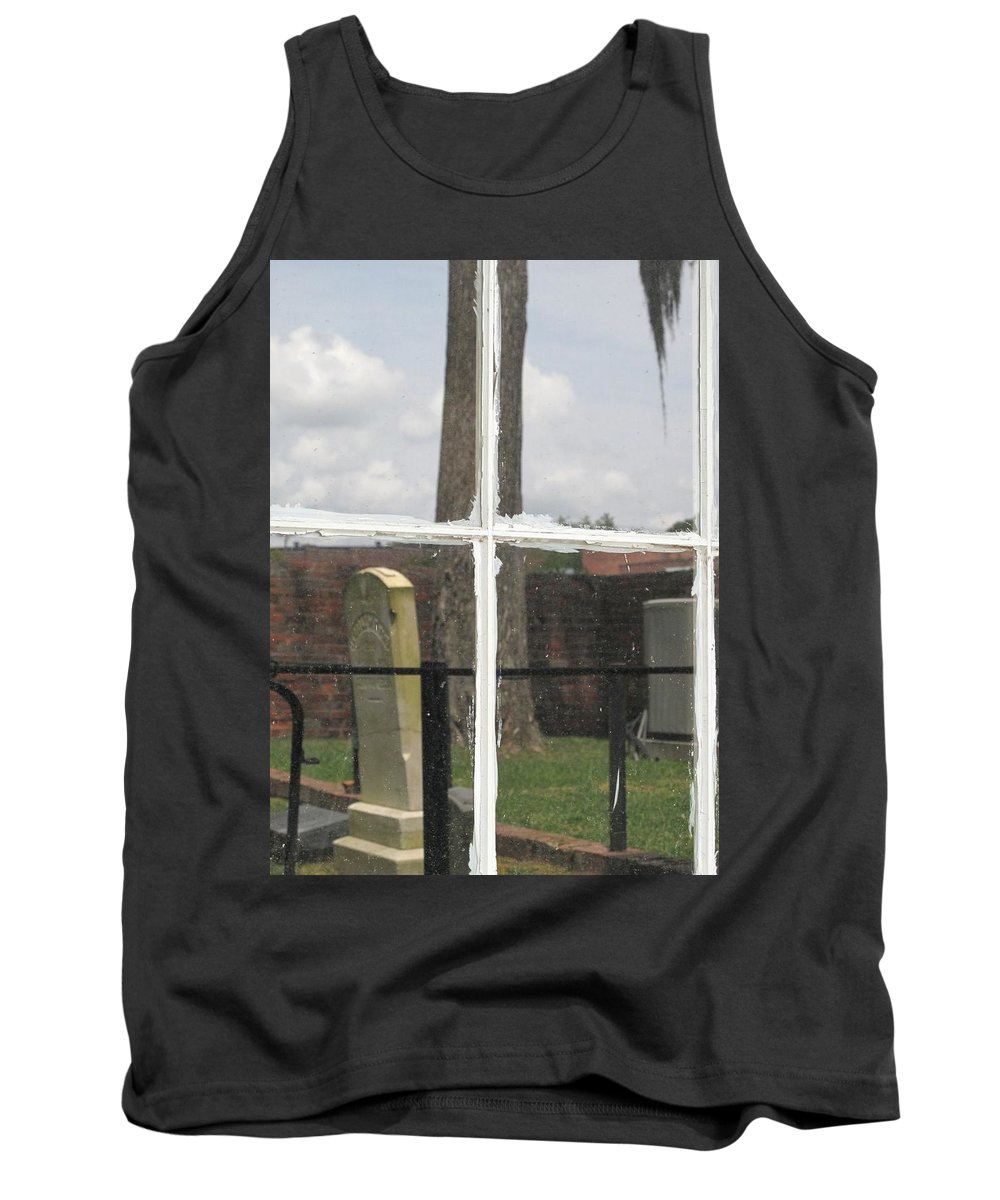 Tank Top featuring the photograph Reflections by Michele Nelson