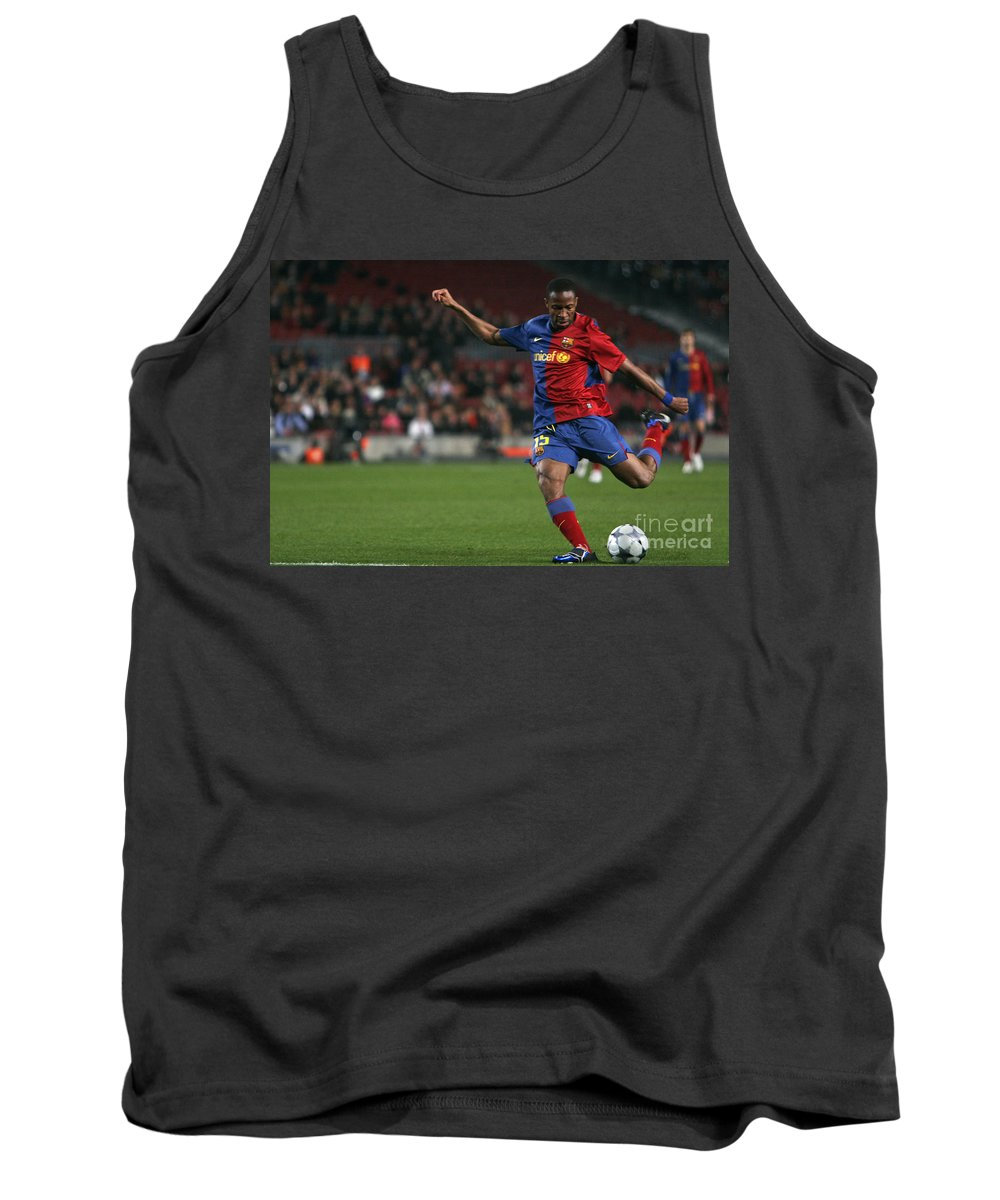 Seydou Tank Top featuring the photograph Seydou Keita Stroke by Agusti Pardo Rossello