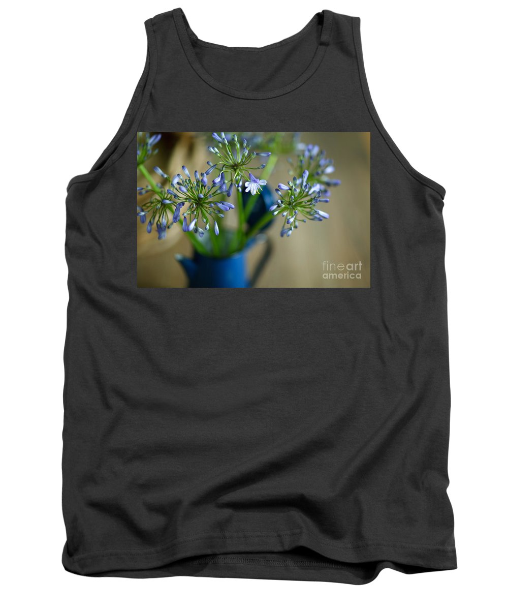 Still Tank Top featuring the photograph Still Life 03 by Nailia Schwarz