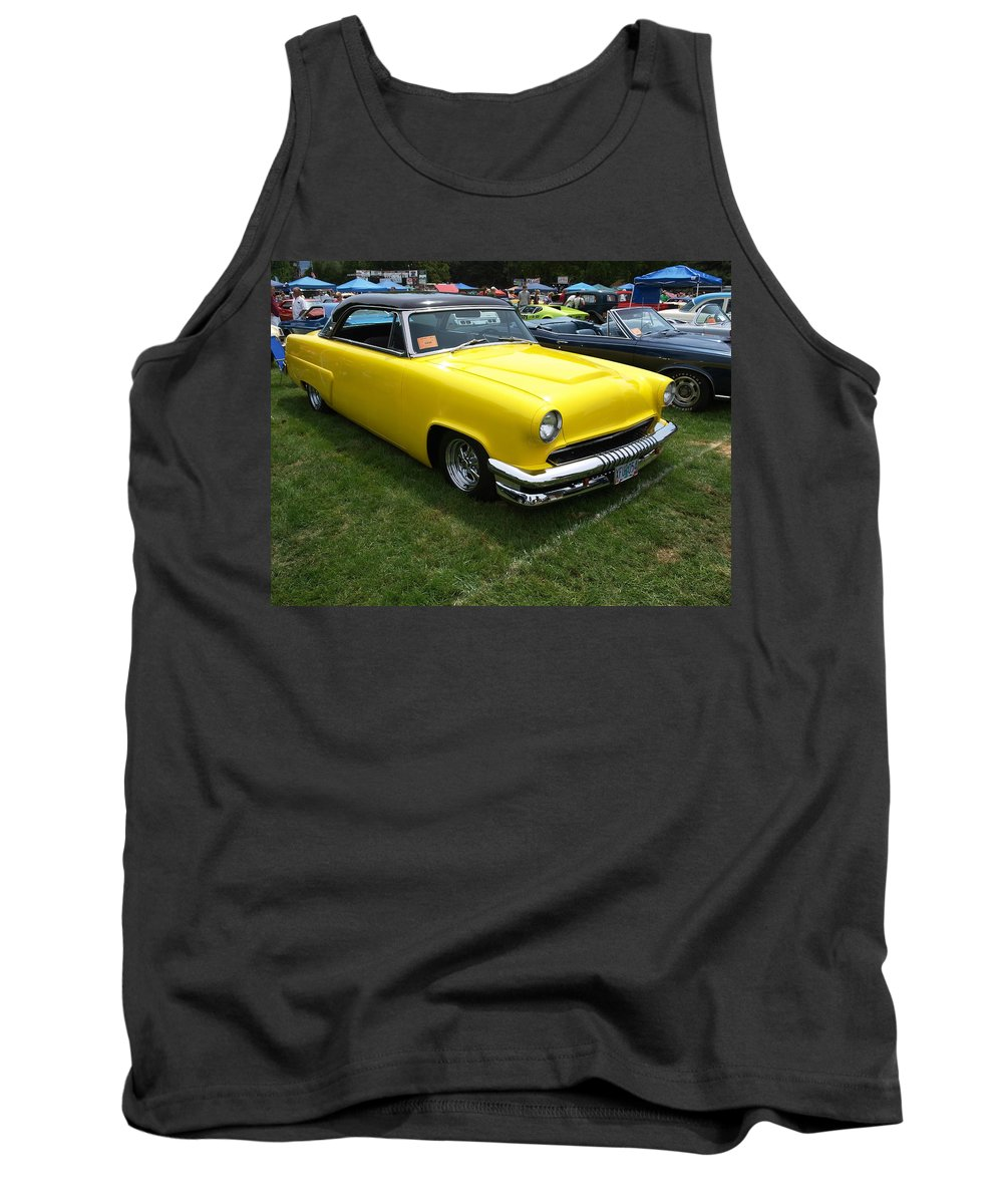 Car Tank Top featuring the photograph Sweet Citrus by Teri Schuster
