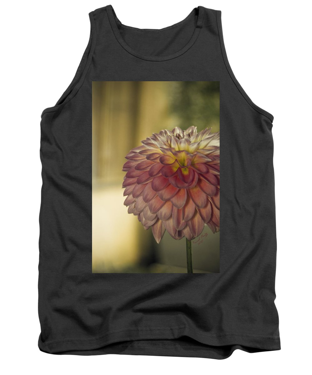 Flower Tank Top featuring the photograph Sweet Shot by Trish Tritz