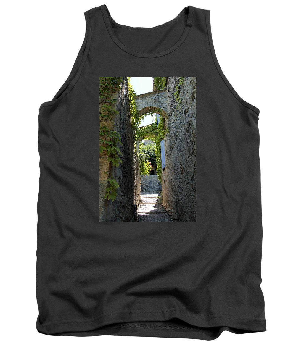 Archway Tank Top featuring the photograph The Arches by John Stuart Webbstock