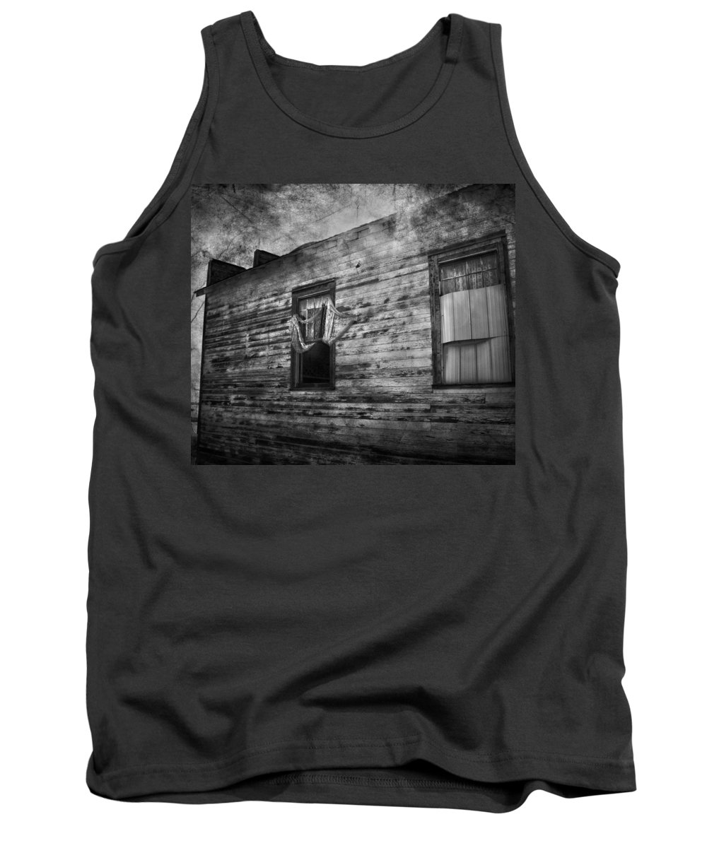 Jerry Cordeiro Photographs Framed Prints Tank Top featuring the photograph The Facade by The Artist Project